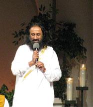 Sri Sri Ravi Shankar @ Detroit
